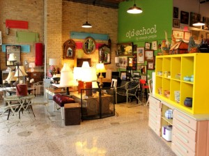 Old School by Steeple People is now open with a roomier layout at 19th & Nicollet.