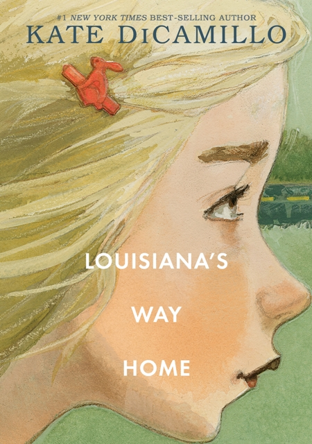 Book cover - Louisiana's Way Home