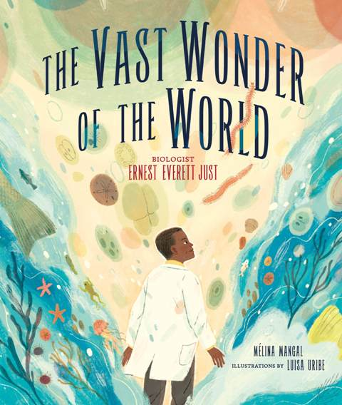 Book cover - Vast wonder - ©Millbrook Press, a division of Lerner Publishing Group