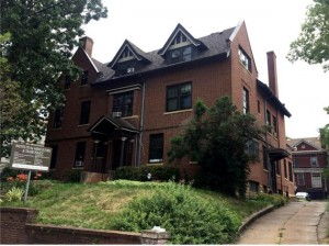 The 1904 mansion would house 31 women in early recovery.