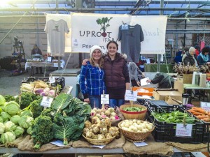 Uproot Farm 2014 Holiday Market