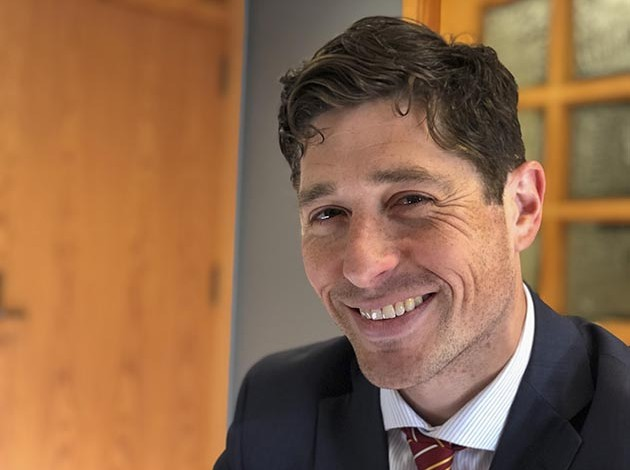 Mayor Jacob Frey. Photo by Susan Schaefer