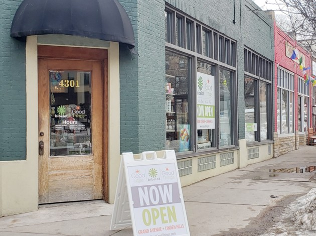 The Bibelot-GoodThings gift shop has moved down the block to make way for GoodStyle, a clothing boutique at the store's former location at 44th & Upton. Submitted image