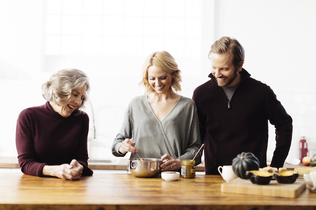 Humble Nut Butter co-founders Jess and John Waller