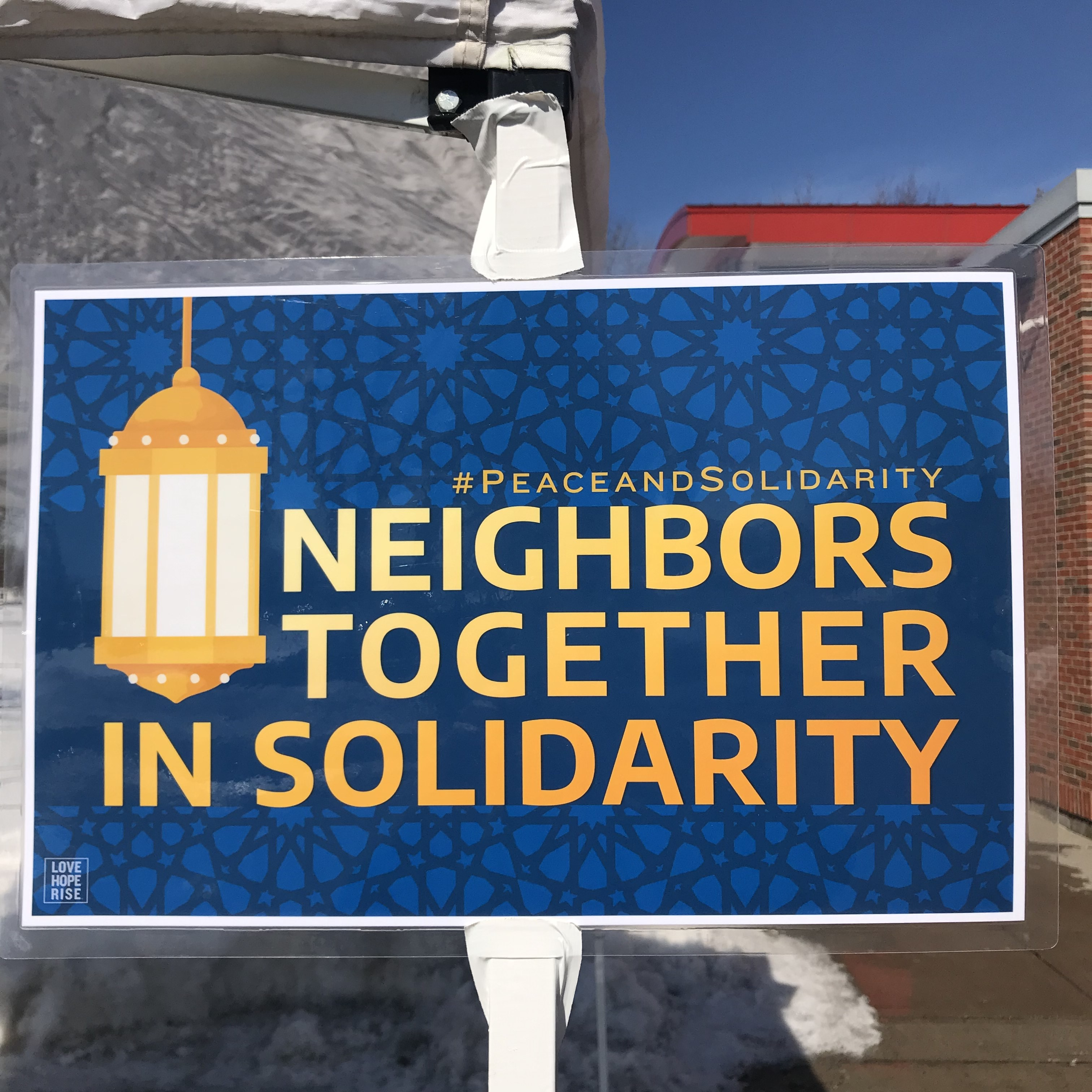 Neighbors Together in Solidarity