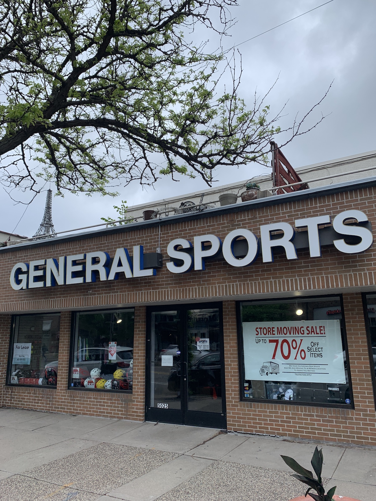 General Sports has sold sporting goods, sharpened skates, outfitted teams with uniforms and done letter jacket work on France Avenue since the 1970s.