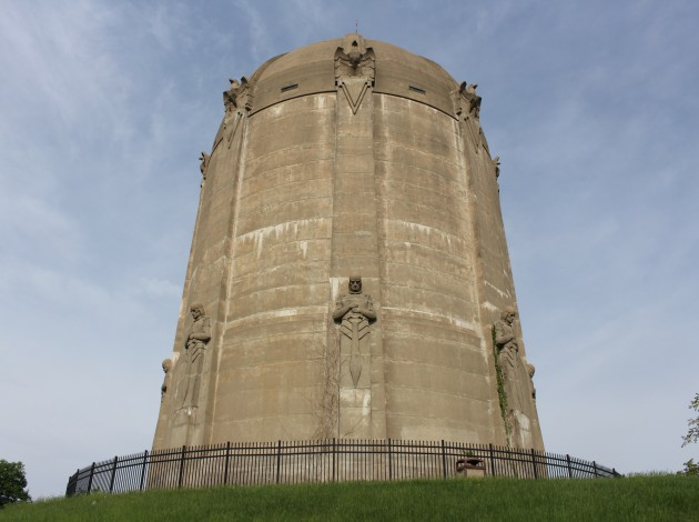 Washburn water tower