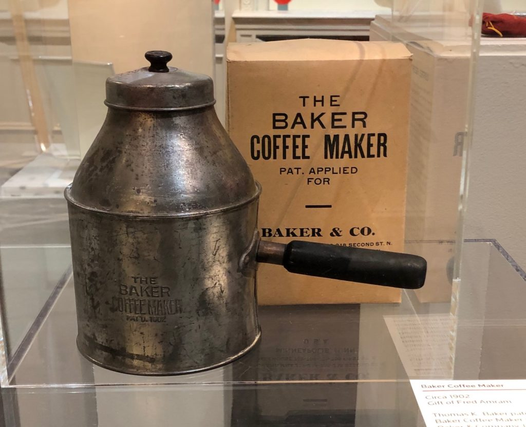 Baker coffee maker