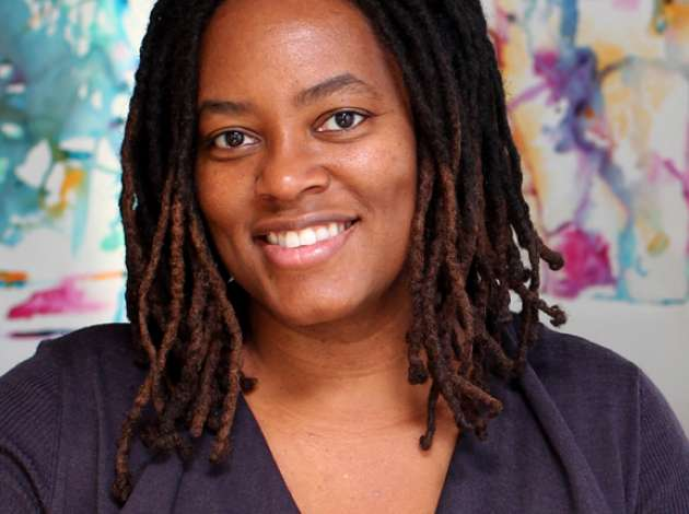 Intermedia Arts announced the hiring of new Executive Director Eyenga Bokamba Jan. 8. Credit: Submitted image