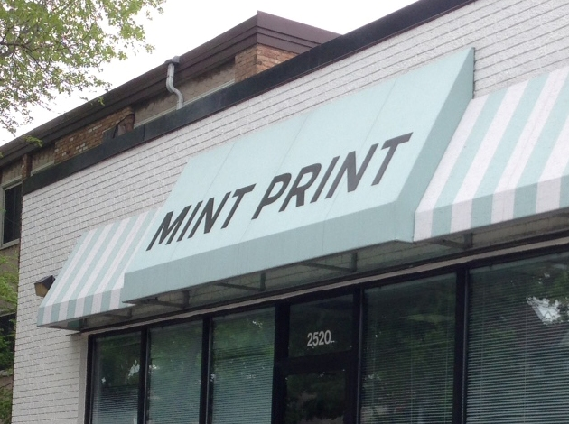 Mint Print, 2520 Lyndale Ave. S.