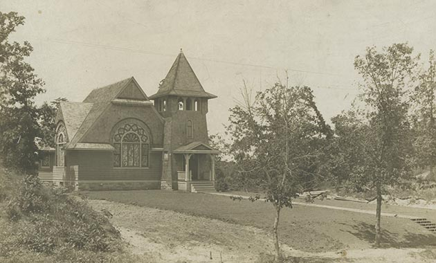 Linden Hills Congregational Church 1905