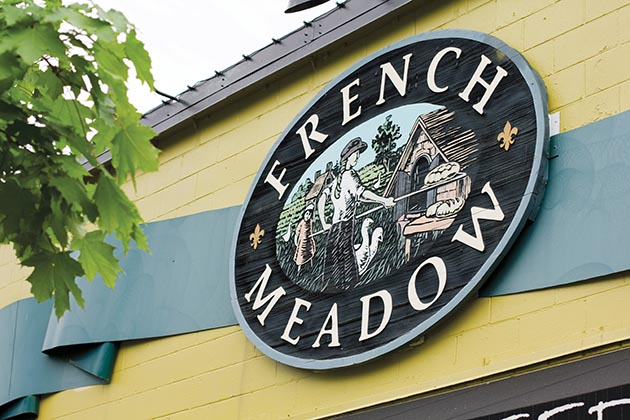5/28/11 - Minneapolis, MN - French Meadow Cafe is located at (2610 Lyndale Avenue South. (Steven Guy)