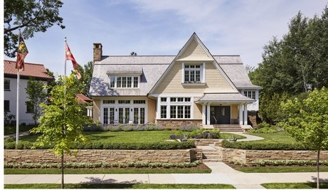 "Best in Show 2016: ""Kenwood Shingle Style"" Architect/designer:Dan Nepp, Steve Nordgaard, Aaron Frazier, TEA2 Architects Builder: Choice Wood Company"