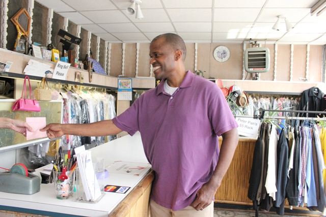 Customer Darryl Sellers said he's sorry to see the business go.