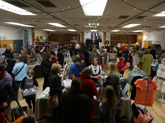 A look at the annual Morningside Women's Club Holiday Market, which will run from 9 a.m.–2 p.m. Nov. 18 at Calvin Christian School. Photo by Ruth Valgemae