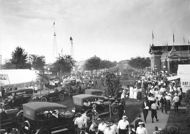 1917 Minnesota State Fair