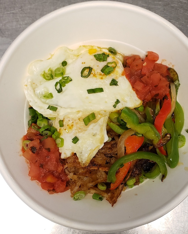 Funky Grits dish