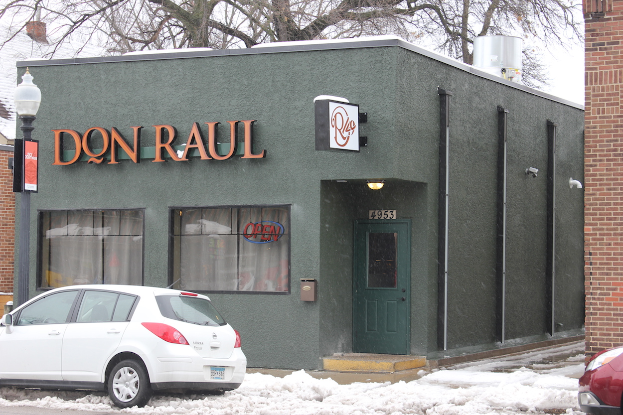 Don Raúl is now open at 50th & Xerxes. Photo by Andrew Hazzard.