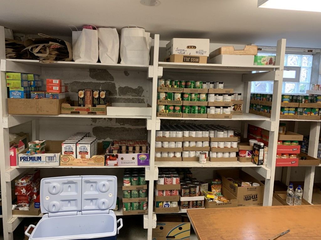 Joyce Uptown Food Shelf