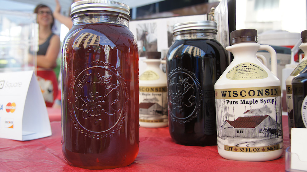 horners corner maple syrup