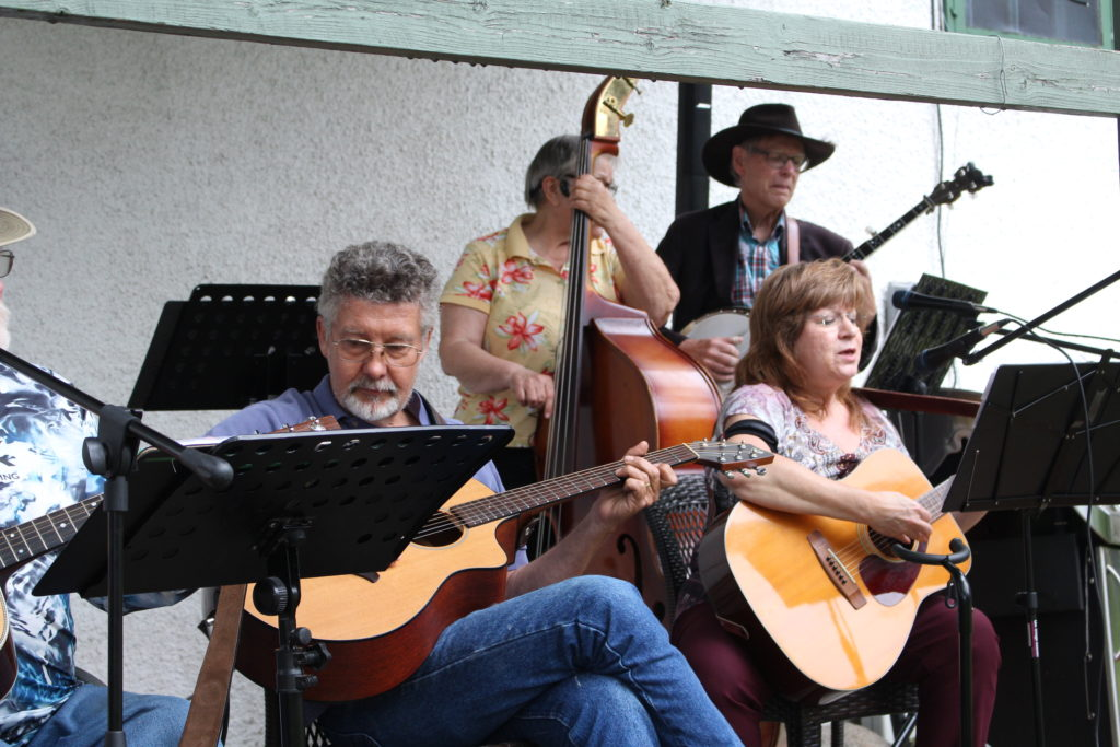 Bayport Library Troubadours (or BLTs)