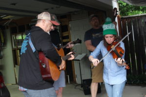 The Potluck String Band