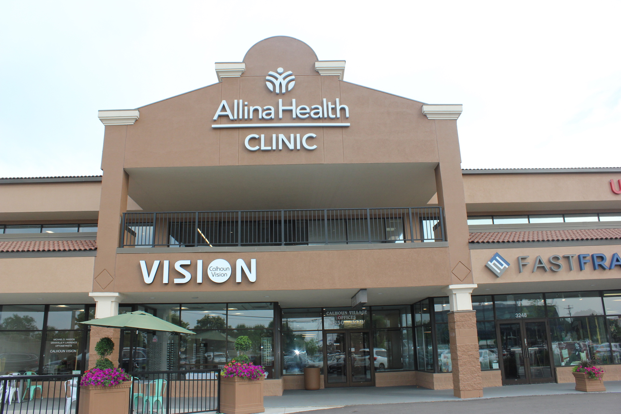 Allina Health Greenway Clinic