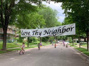 A tight-knit community on Aldrich Avenue in Lynnhurst