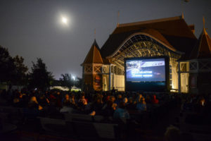 Lake Harriet Music and Movies