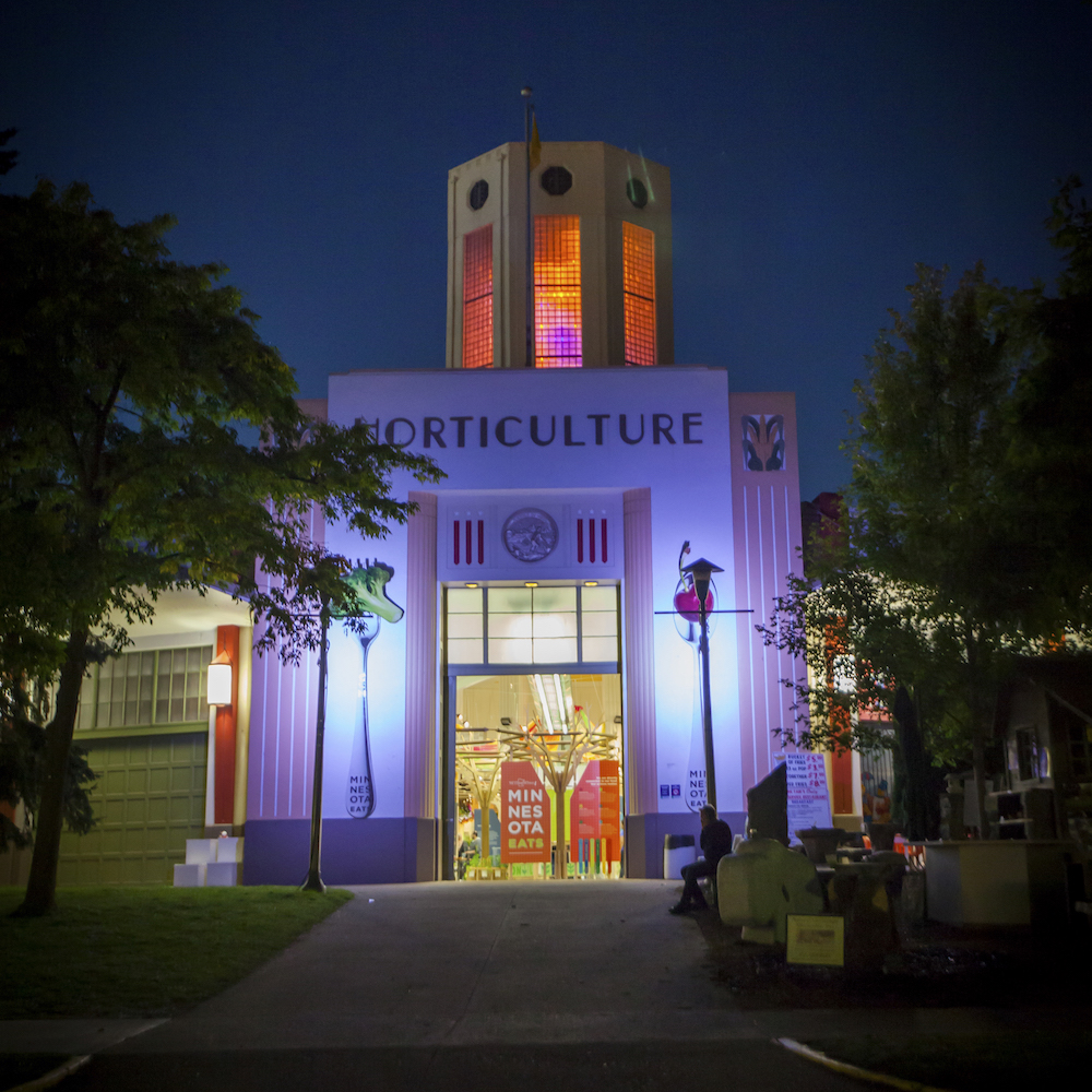Agriculture Horticulture Building