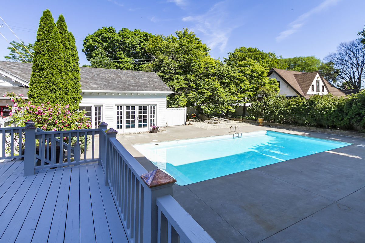 Is A Pool Worth The Work In Minnesota Southwest Journal