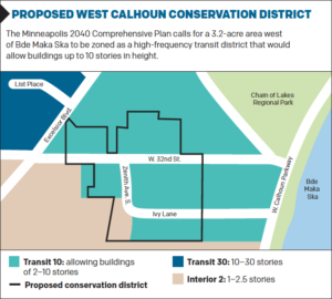 Proposed West Calhoun conservation district