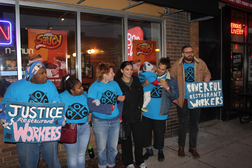Former Bonchon Uptown workers