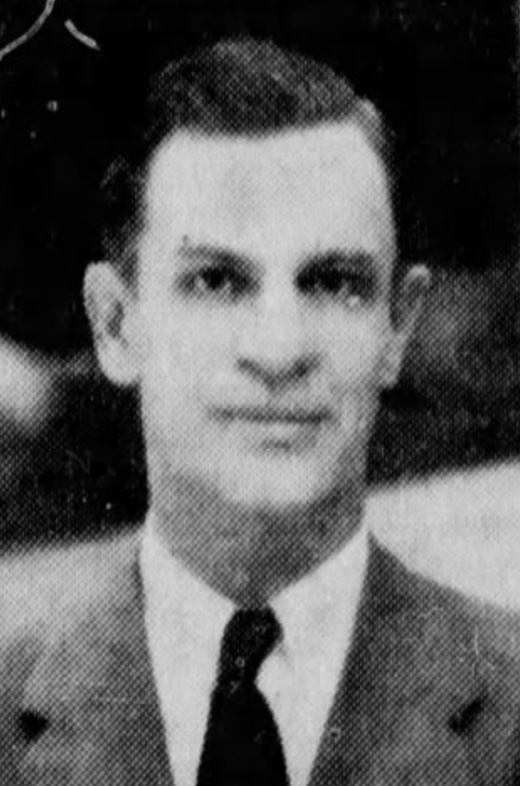 Irving J. Luger in 1939