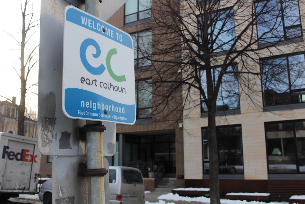 East Calhoun Community Organization voted to change its name to ECCO