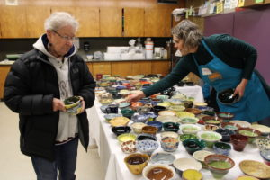 Kingfield Empty Bowls