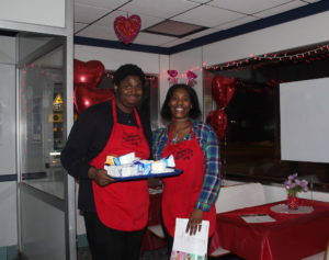 Valentine's Day at the Lake & Blaisdell White Castle