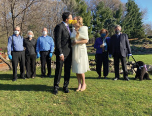 married in the Lyndale Park