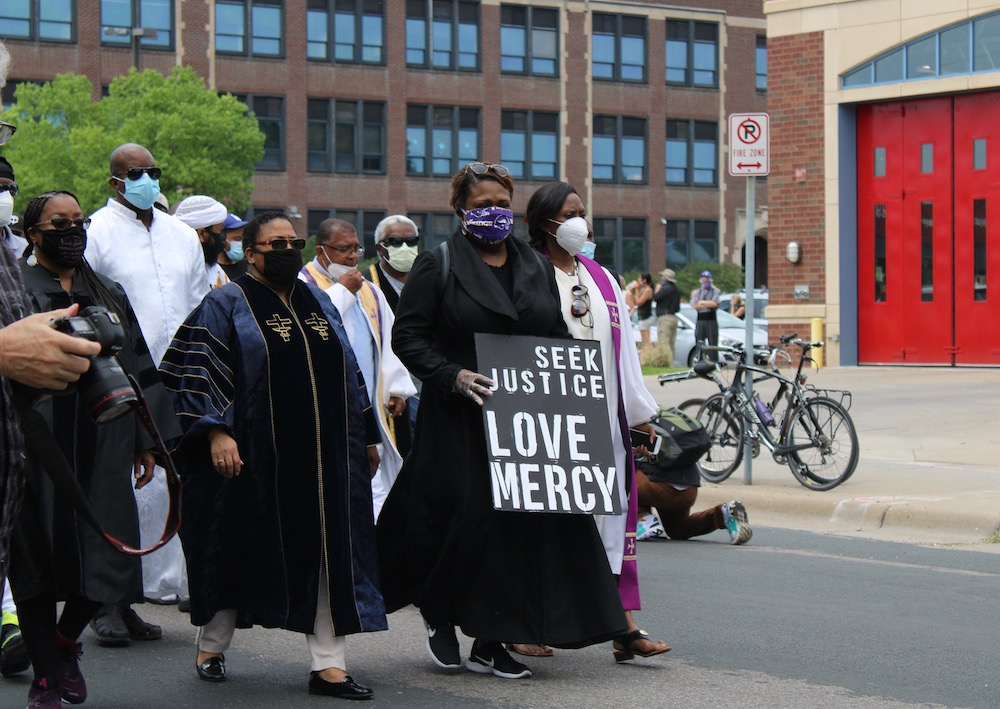 Clergy March