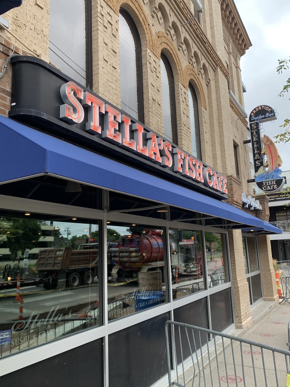 Stella's Fish Cafe