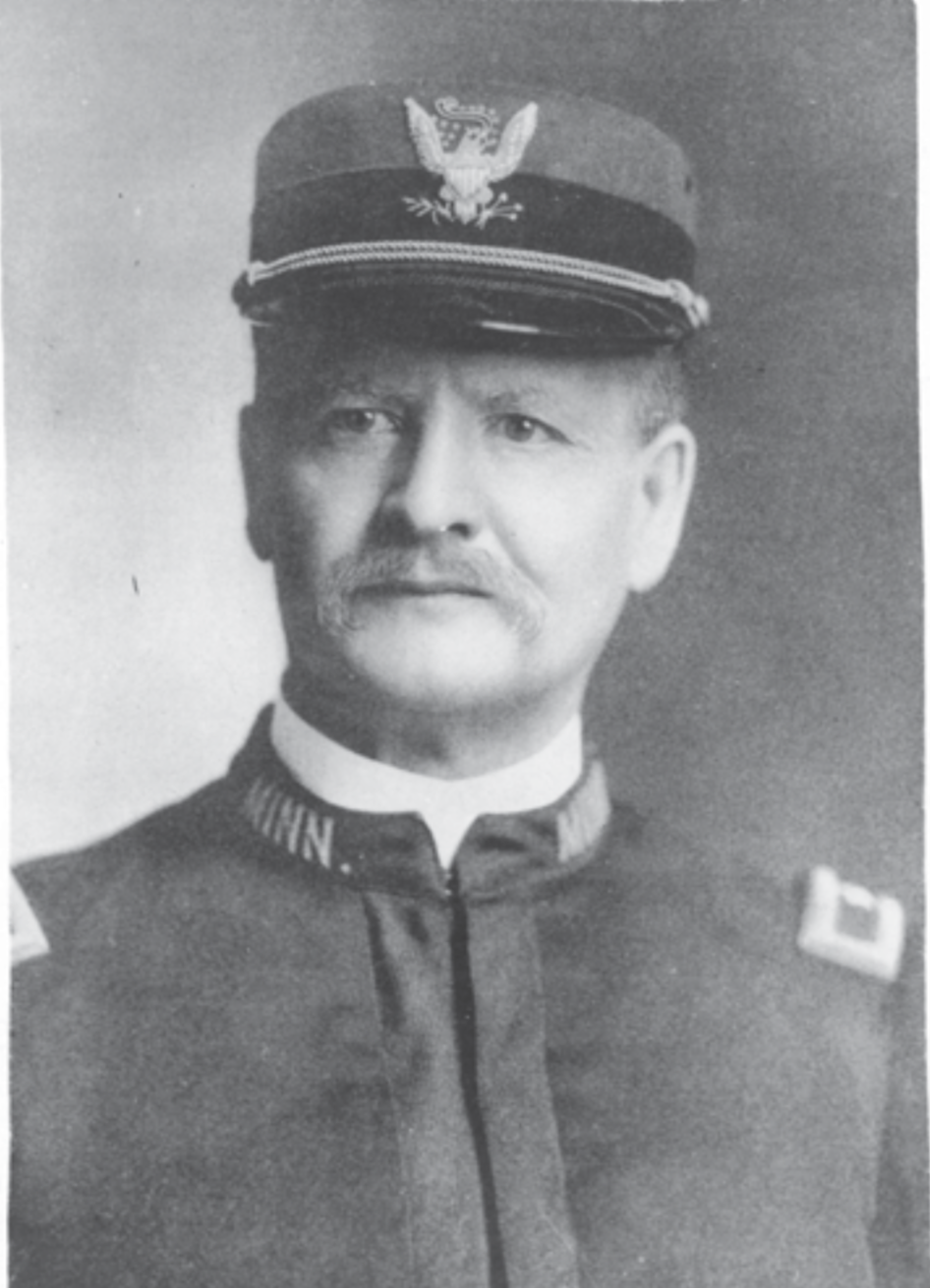 "Mayor Albert A. ""Doc"" Ames"