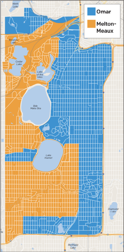 Omar-Fateh primary race map