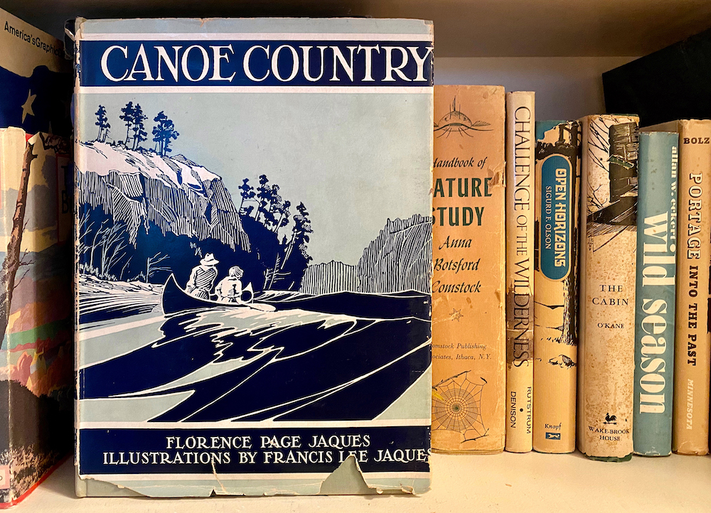 Canoe Country book