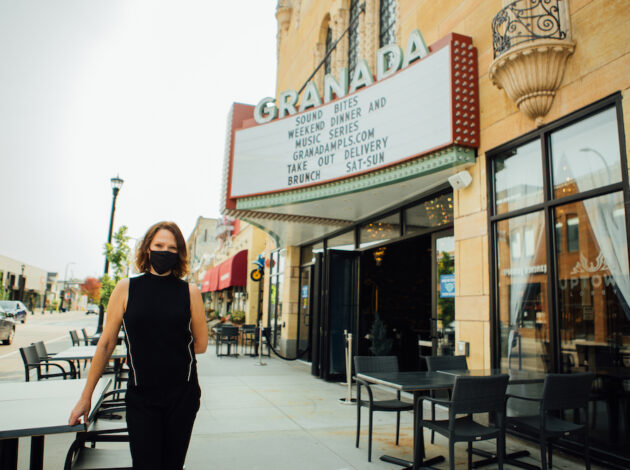 Granada Theater in Uptown