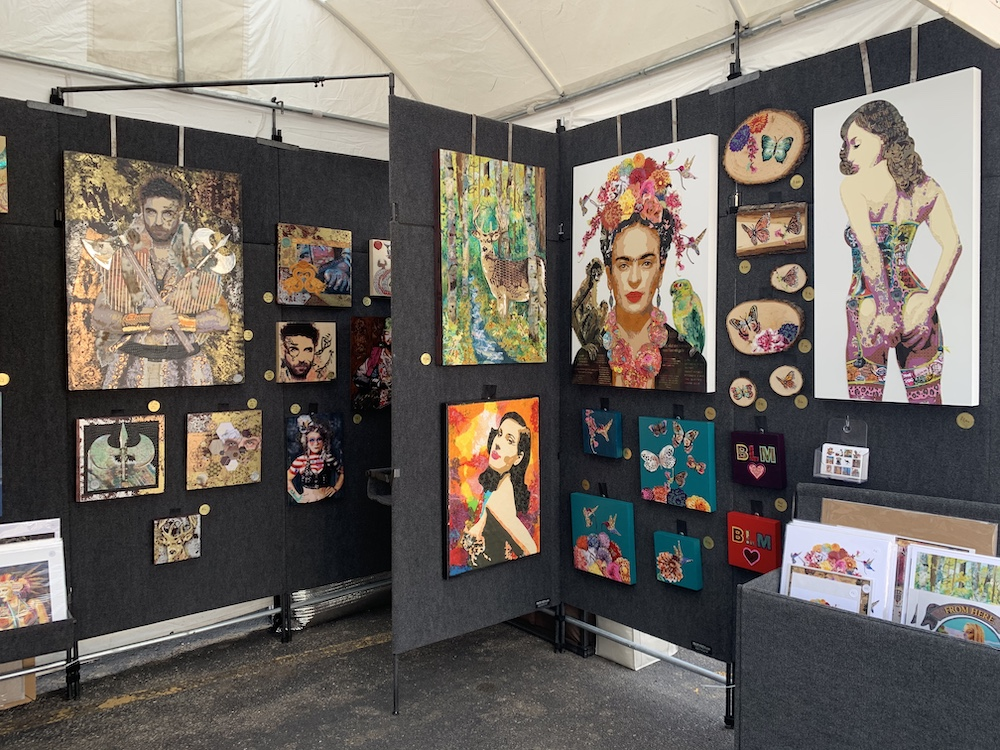 Uptown Art Fair with its upcoming Art Heals Mini Event