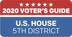 2020 voter's guide: U.S. House