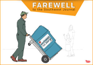 Farewell To The SWJ WACSO illustration